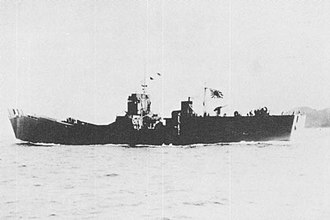 No.101-class landing ship - Image: IJN No 149 landing ship in 1944