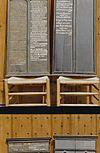 interieur, tekstborden - sint-oedenrode - 20304063 - rce