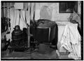 INTERIOR, LAUNDRY ROOM, WASH TUB - James Buchanan Duke House, 400 Hermitage, Charlotte, Mecklenburg County, NC HABS NC,60-CHAR,1-31.tif
