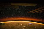 ISS-43 Golden sunset on the Earth.jpg