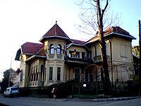 "Iaşi , Memorial House ""Mihai Codreanu"" (Sonnet Villa)1.1"