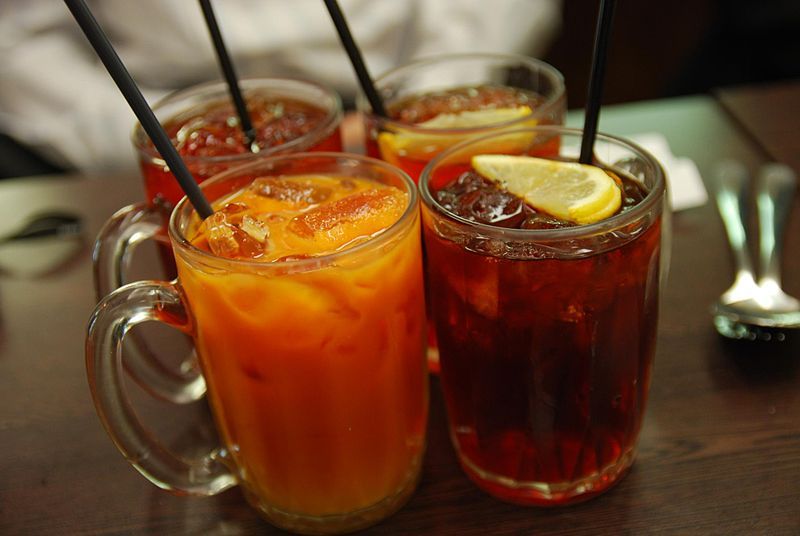 Alcoholic Iced Tea Drink Recipe