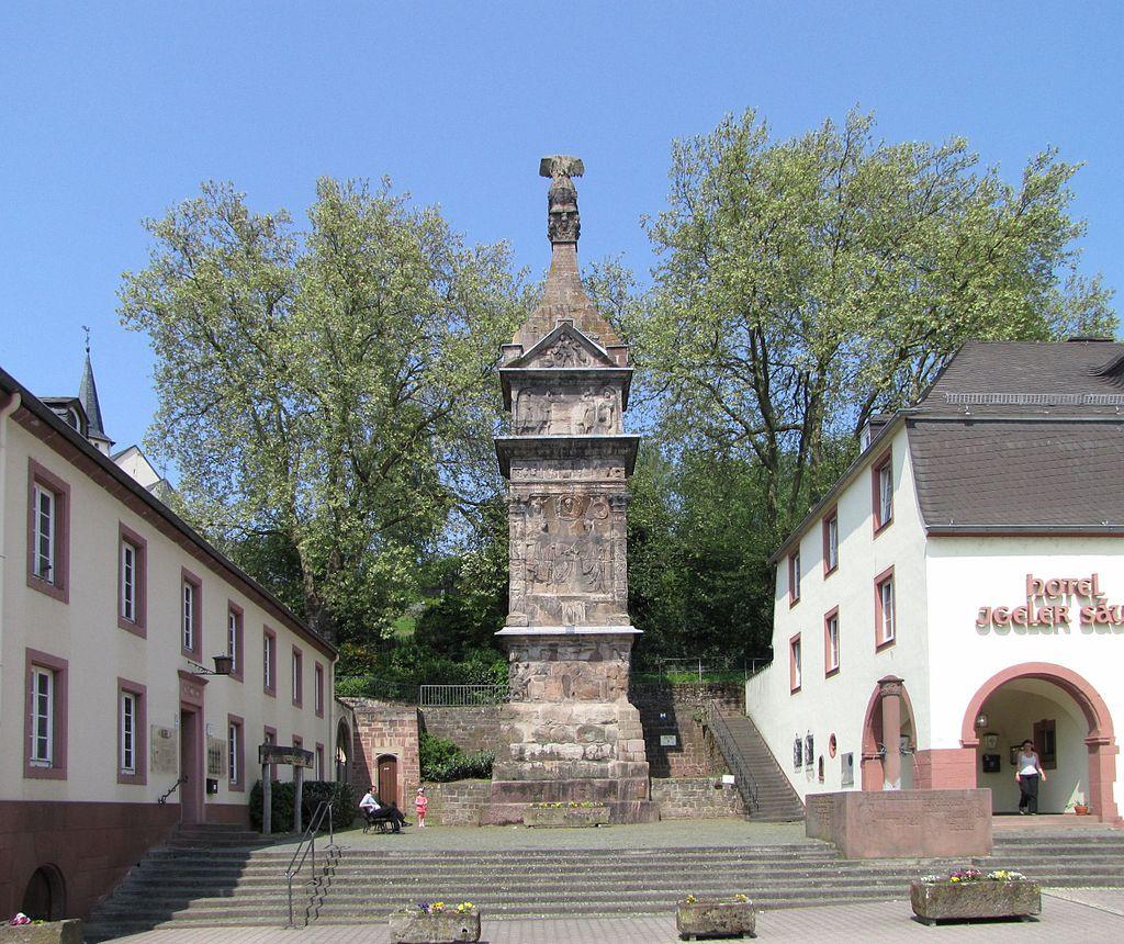 Igeler Säule 2009
