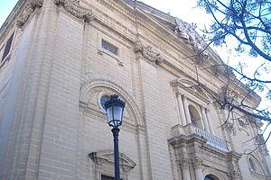 Iglesia de San Juan Bautista (Chiclana de la Frontera) - Iglesia Mayor de San Juan Bautista