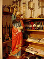 Imagem de São Pedro, Museu da Igreja de São Pedro da Ribeirinha, Angra do Heroísmo, Terceira, Açores.JPG