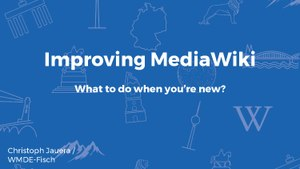 Improving MediaWiki what to do, when you're new.pdf