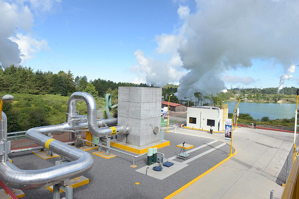 Inauguraci%C3%B3n de la Central Geotermoel%C3%A9ctrica Azufres III, Fase 1. (21526244958)