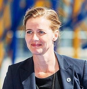Ellen Trane Nørby - Image: Informal meeting of health ministers (i EPSCO). Arrivals Ellen Trane Noerby (35909039651) cropped