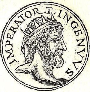 Ingenuus - Ingenuus from Promptuarii Iconum Insigniorum
