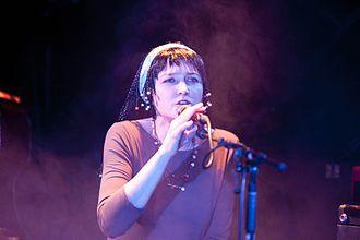 Inna Zhelannaya - Inna Zhelannaya at Bodø Jazz Open 2014
