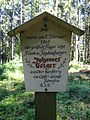 Inschrift auf dem Marterl von Jäger Johannes Geiger.jpg