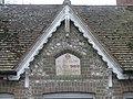 Inscription on the Privett Centre - geograph.org.uk - 1182169.jpg