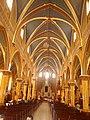 Inside of the Basílica Menor Divino Salvador de Ubaté 2.jpg