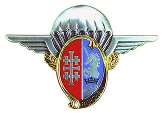 1st Parachute Hussar Regiment - Regimental Insignia of the 1er RHP