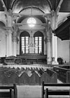 interieur, preekstoel en orgel - groningen - 20093161 - rce