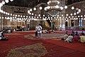 Interior mezquita Muhammad Ali.JPG