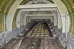 Interior of C-133A Cargomaster (56-1999 - N199AB) (29763290284).jpg