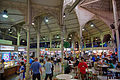 Interior of Telok Ayer Market, Singapore, at night - 20120629-03.jpg