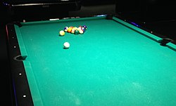 Straight pool - Wikipedia