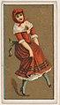 Irish Jig, from National Dances (N225, Type 1) issued by Kinney Bros. MET DPB874502.jpg