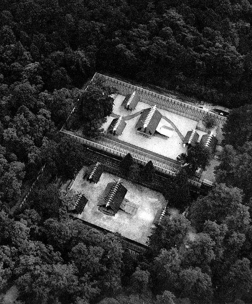 Ise Shrine Naiku 1953-8-26 cropped