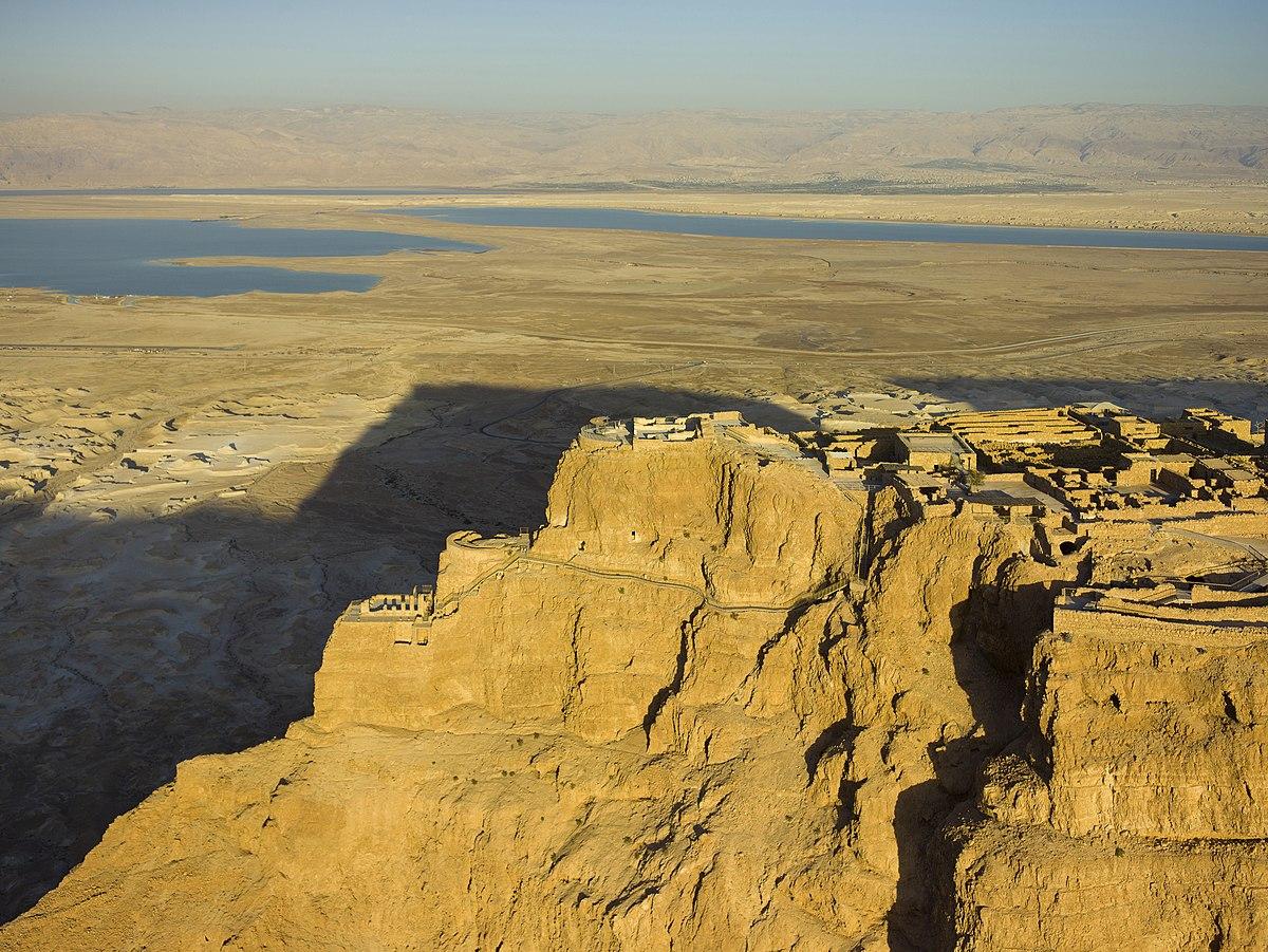 Israel-2013-Aerial 18-Masada.jpg