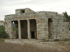 Mazor Mausoleum - Image: Israel National Trail DSCN4398