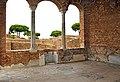 Italy-0425 - House of the Nymphaeum (fountain) (5162225284).jpg