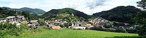 Izlake - Image: Izlake panorama
