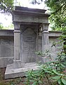 Jüdischer Friedhof Köln-Bocklemünd - Grabstätte Familie Daniel Kaufmann (4).jpg