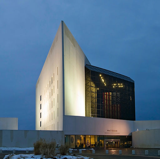John F. Kennedy Presidential Library and Museum - Virtual Tour