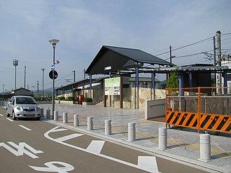 Nagara Station - Nagara Station