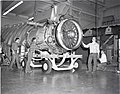 JT-8D REFAN ENGINE BEING REMOVED FROM PROPULSION SYSTEMS LABORATORY PSL TANK 4 - NARA - 17425565.jpg