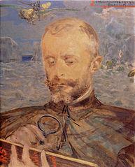 Portrait of Leona Pinińskiego