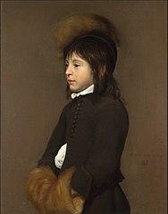 Portrait of an 11-year-old Boy