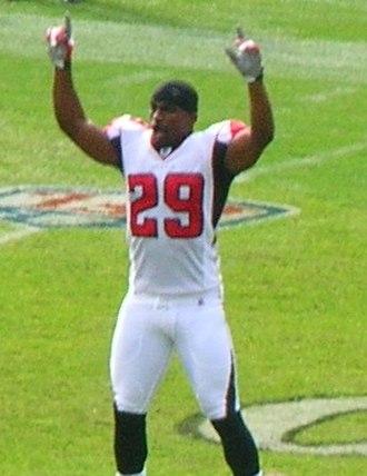 Jamaal Fudge - Fudge in 2008 with the Atlanta Falcons