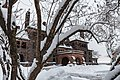 James J. Hill House in Winter, St. Paul, Minnesota (40438636412).jpg