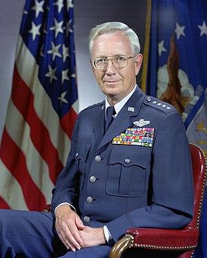 James R. Allen - General James R. Allen