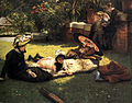 James Tissot - In the Sunshine.jpg