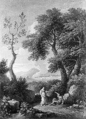 Landscape of the Roman \