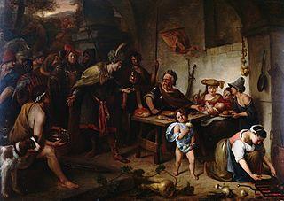 Manius Curius Dentatus and the Samnite Ambassadors