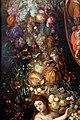 Jan bruegel il vecchio e hendrik van balen, 1620-22 ca. 02 uva, meloni, scimmia.jpg