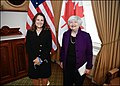Janet Yellen and Chrystia Freeland at the 2021 IMF Autumn Meeting.jpg