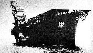 Japanese aircraft carrier <i>Hiyō</i> Hiyō-class aircraft carrier of the Imperial Japanese Navy