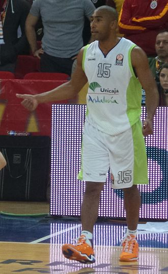 Jayson Granger - Granger, during a game with Unicaja, in 2013.
