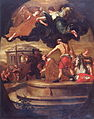 Jean-Guillaume Carlier , Martelaarschap van Sint-Dionysius (kopie van schilderij in KMKG, Brussel), Grand curtius, Luik.jpg