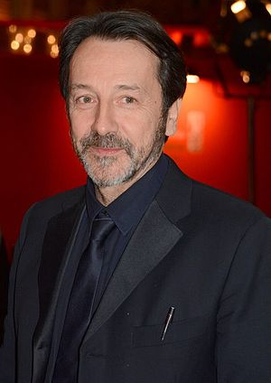 Jean-Hugues Anglade - Jean-Hugues Anglade at the César Awards 2014
