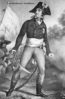Jean-Nicolas Stofflet French military leader