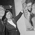 Jean Shrimpton (fotomodel) tentoonstelling geopend in Galerie Krikhaar te Amster, Bestanddeelnr 918-2007.jpg
