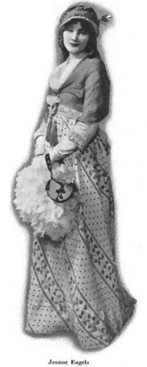 Jeanne Eagels - Jeanne Eagels, The Bellman, Volume 23, July 7, 1917